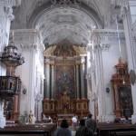 Eglise des Jésuites, Soleure